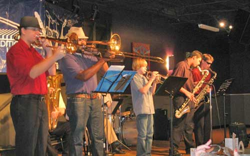 Round Rock Dixieland Project  Demonstration Set